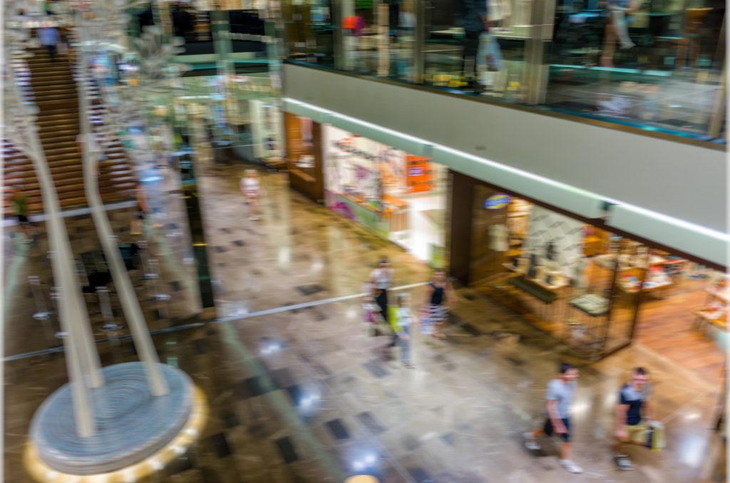 Major Shopping Centre