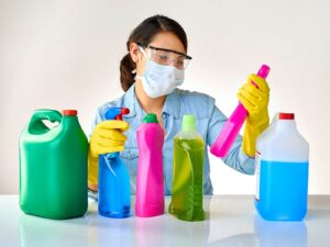 Choosing Biological Cleaning Products