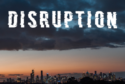 Responding to change brought about by disruption